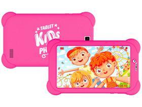 "Tablet Infantil Philco PTB7RSG3G KIDS com Capa 7"""