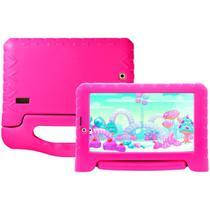 Tablet Kid Pad 3G Plus Rosa NB292 - Multilaser