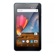 "Tablet Multilaser 3G Quad Core 16GB 8"" NB316 Preto"