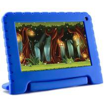 "Tablet Multilaser Kid Pad Lite NB302, 7"", Android 8.1, 16GB, Azul"