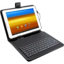 """Tablet Multilaser M7 32GB Dual Chip 3G, Função Celular, Tela 7"""" NB362 + Capa com Teclado"""