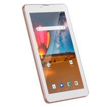 "Tablet Multilaser M7 3G Plus Dual NB305 7"" 16GB Rosa RAM 1GB"