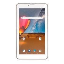 "Tablet Multilaser M7 3G Plus DualChip 7"" 16GB NB306 Dourado"