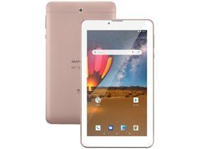"Tablet Multilaser M7 3G Plus NB305 16GB 7"" - 3G Wi-Fi Android 8.0 Quad Core Câmera Integrada"
