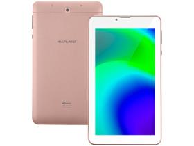 """Tablet Multilaser M7 7"""" 3G Wi-Fi 32GB Android 11"""