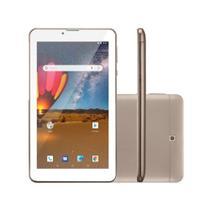 Tablet Multilaser M7 Plus Tela 7 Polegadas 3G Dual Chip Quad Core 1 GB de Ram - 16 GB