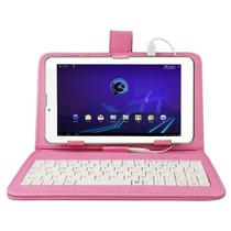 Tablet Multilaser M7s Go Tela 7 16gb Android Quad Core Nb317 + Capa Teclado