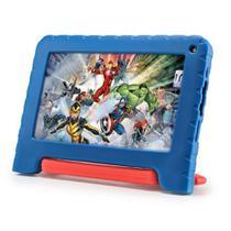 Tablet Vingadores Tela 7 32GB 1GB RAM Android Multilaser