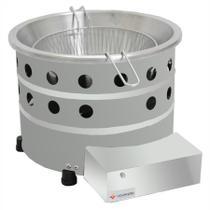Tacho Fritura Fritador Gás Alta Pressão Pequeno 3L TGP - Venâncio