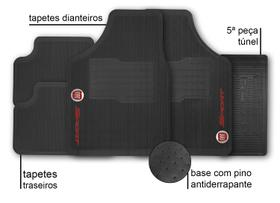 Tapete Automotivo Universal Carro Mobi