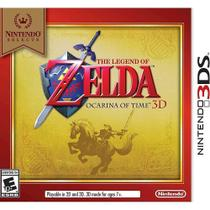 The Legend of Zelda: Ocarina of Time Nintendo Selects - 3DS