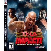 TNA iMPACT! PS3  - Midway