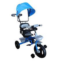 Triciclo Infantil Com Capota Importway BW084AZ - Azul