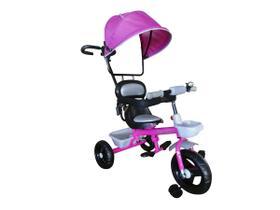 Triciclo Infantil IMPORTWAY Com Capota Azul BW084RS