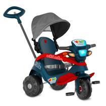 Triciclo Infantil Reclinável com Capota - Velobaby - Bandeirante