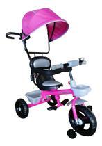 Triciclo Infantil Velotrol Com Capota Importway