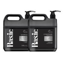 Truss Basic Shampoo 2,4L + Condicionador 2,4L