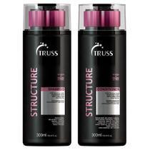 Truss Cuidados Diários Structure Kit Shampoo + Condicionador