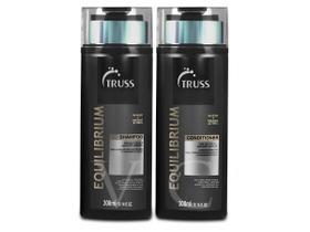 Truss Shampoo & Condicionador Equilibrium 300ml