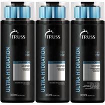 Truss Ultra Hidratante Shampoo + Shampoo + Condicionador