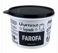 Tupperware Caixa Farofa PB 500g