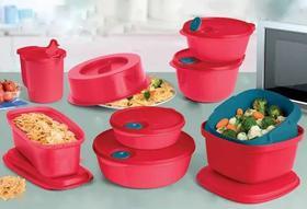 Tupperware Kit Bea Pda Armazenagem Alimentos Cozinha