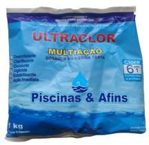 Ultraclor Dicloro Multi ação 6x1  1 Kilo