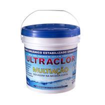 Ultraclor Dicloro Multi ação 6x1  10 Kilo