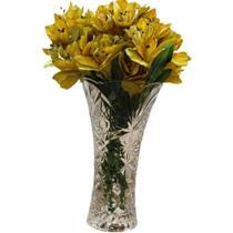 Vaso Grande Decorativo Arranjos Flores Planta - Royale