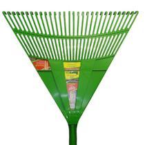 Vassoura Ancinho Plástica Verde Sem Cabo VS-7831 Trapp