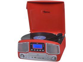 Vitrola Raveo Jazz Blueooth  - CD Player