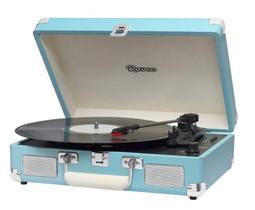 Vitrola Toca-discos Raveo Sonetto Azul Claro