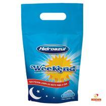 Weekend Desinfetante Para Piscinas Até 30 Mil Litros - Hidroazul