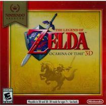 Zelda Ocarina Of Time 3d 3ds Lacrado