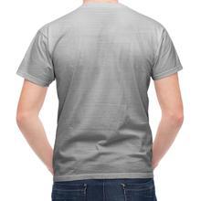 Camiseta Shutt Kombi Surf Casual Cinza Estampa Preta Vermelha e Branca Gola  Careca - Vestuário  ab37abf602d