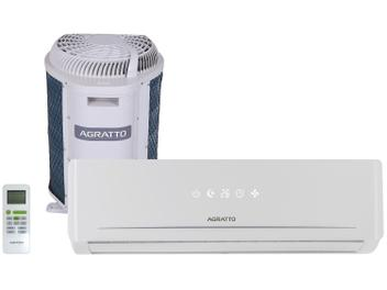 Ar-condicionado Split Agratto 12.000 BTUs Frio - ECO TOP ECST12FR4-02 8811