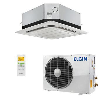 Ar Condicionado Split Cassete Elgin Eco 360 18.000 BTUs Só Frio 220V Monofásico