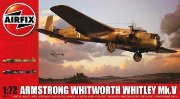 Aviao Armstrong Withworth Whitley Mk.V 08016 - AIRFIX