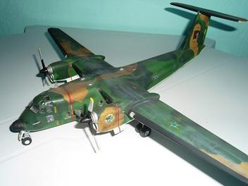 Avião C-115 DHC-5A Buffalo - FAB - Canadian Armed Forces - GIIC