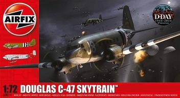 Aviao Douglas C-47 Skytrain - D-Day Version - AIRFIX - Brand