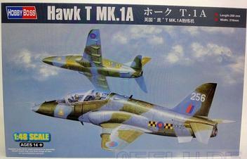Aviao HAWK T Mk.1a - HOBBYBOSS