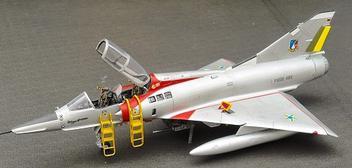 Aviao MIRAGE III DBR - FAB - ESCALA 1/32 - GIIC