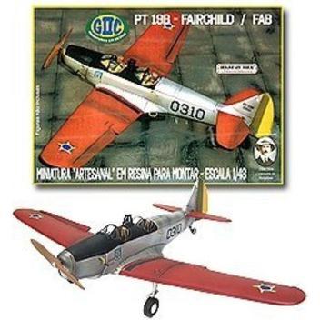 Avião PT 19B Fairchild - FAB - GIIC