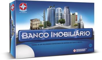 Banco Imobiliario - Brinquedos estrela