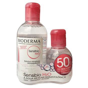 Bioderma Sensibio H2O Solução Micellare Kit