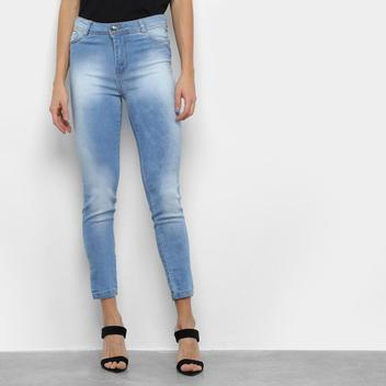 Calça Jeans Vale de West Skinny Clara Feminina
