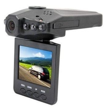 Camera Filmadora Carro Veicular Segurança Full Hd Led Noite 1080 Espiã Audio Visor Lcd Digital - Dvr