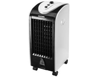 Climatizador de Ar Ventisol Frio Umidificador - Ionizador / Ventilador 3 Velocidades Júnior CLM