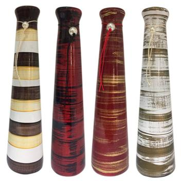 conjunto vaso decorativo - Vaso Palito