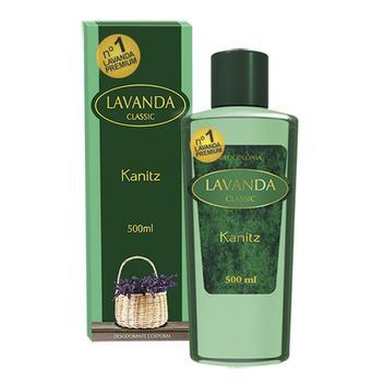 Deo Colônia Lavanda Classic 500ml - Kanitz